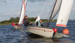 Bedrijfsuitje in Friesland - Zeilen 2