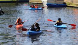 Kanoën - Outdoor activiteiten in Friesland - Ottenhome Heeg Events 3